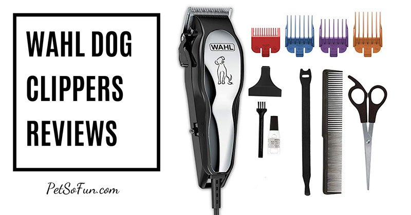 wahl dog clippers reviews